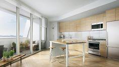 bjarke ingels group BIG VIA 57 west courtscraper interiors designboom