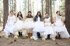 winter bride - Google Search