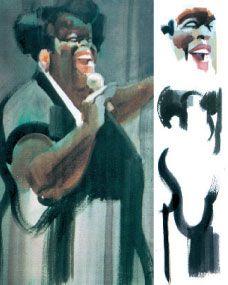 Cheap Joe's Art Stuff Artist Tip 26: Making Your Mark by Christopher Schink #ArtInstruction #ArtLessons #ArtTips