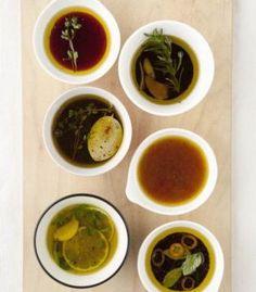 Заправки для салатов (соусы)