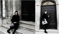 Get this look: http://lb.nu/look/7864884  More looks by Mária Lujza  Hubináková: http://lb.nu/marialujza234  Items in this look:  Guess Handbag, Zara Coat   #elegant #grunge #street #vintage #techno #colour #blackcoulour #blogger #newfashion
