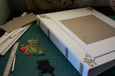 Beloved jane: How to Make Large Prop book but bigger.it must be bigger Theatre Props, Stage Props, Destination Imagination, Paper Crafts, Diy Crafts, Cosplay Tutorial, Stage Design, Set Design, Wonderland Party