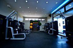 RLG Fitness Gym in Davao. #technogym #esports #wellness #fitnessfacility