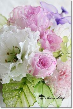 #アメリカンフラワー#造花#flower#americanfliwer