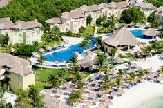 Here is an image and picture of Sandos Caracol Eco Resort Spa from the air above the Caribbean Ocean. Enjoy a 5 night stay here at a discounted rate through their timeshare promotion offer! Cancun All Inclusive, Cancun Resorts, Vacation Resorts, Hotels And Resorts, Dream Vacations, Best Hotels, Paradisus Playa Del Carmen, Peninsula Hotel, Vacation Club