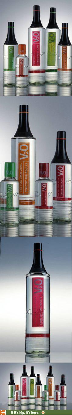 V2O Pure Grain Vodka from India