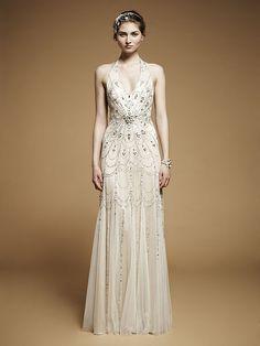 Beautiful dress by Jenny Packham