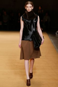 See the complete Sally LaPointe Fall 2015 Ready-to-Wear collection.