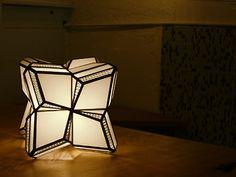 atelier SUETOMO ランプ25 末友 章子のステンドグラス