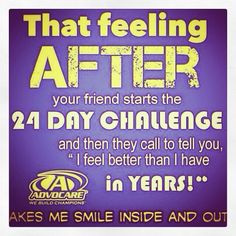 Order your challenge today! I will send you all The instructions and tons of food ideas! Will help coach you thru your journey whatever that may be! #advocare #challenge #healthy  Advocare - For more info, comment on this pin or find me on fb Taylor Michelle Jenson www.advocare.com/131217619