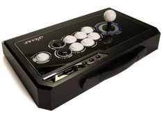 Over the years, Qanba has truly established itself as the go-to brand for multi-console arcade sticks. Even if the other brands get more attention, they're still known to be one of the more durable and in some ways, future proof sticks out there.  Eightarc also teamed up with them to bring increase their visibility in the fighting game market, with the Fusion stick being a similar design as the Q4-RAF. Both products carry the same quality and value for their price. Lets Do It, Bring It On, Arcade Stick, Fighting Games, Game Controller, Stick It Out, Over The Years, Sticks, Console