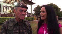 General Villas Boas responde sobre os tratados da UNASUL