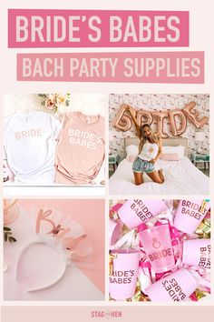 Surprise the bride-to-be with this sweet and classy bachelorette party theme! From bachelorette party shirts, fun banners and cups to cute sunglasses, we have everything you need to host an unforgettable bachelorette party the crew will love. Classy Bachelorette Party, Bachelorette Party Supplies, Bachelorette Party Shirts, Bachelorette Party Decorations, Stag And Hen, Cute Sunglasses, Peaches, Nashville, Cups