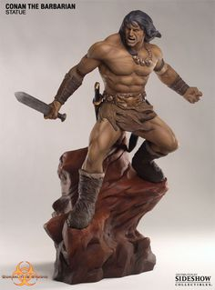 Sideshow Collectibles - Conan the Barbarian Collectible Statue