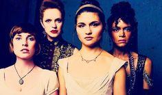 the women of Natasha Pierre and the great comet of 1812. Sonya, Marya, Natasha, Helene