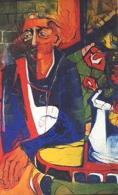 ESPERANZA MANSA / 50X80 / 1983