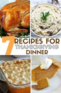 All of the recipes for your Thanksgiving Dinner or Friendsgiving in one place! #thecraftyblogstalker #thanksgiving #friendsgiving #thanksgivingrecipes #friendsgivingrecipes #dinnerrecipes Thanksgiving Dinner Recipes, Family Thanksgiving, Diy Home Accessories, Easy Diy Crafts, Menu Planning, Yummy Food, Crafty, Cooking, Tutorials