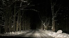 Driving through rural New England after midnight in a snowstorm November 2018 Gothic Aesthetic, Southern Gothic, Dark Paradise, Strange Places, Weird Dreams, Dark Photography, New England, Creepy, Scenery