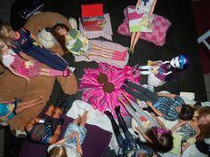 Stars Of Barbie: Festa do Pijama