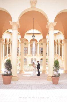 THE BILTMORE HOTEL MIAMI WEDDING : DENIELLE + JUSTIN