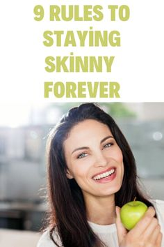 9 Rules To Staying Skinny Forever Weight Loss Workout Plan, Weight Loss Challenge, Weight Loss Goals, Weight Loss Motivation, Weight Loss Journey, Lose Weight In A Month, How To Lose Weight Fast, 1 Year Body Transformation, Healthy Recipes For Weight Loss