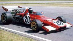 1973 GP Argentyny (BuenosAires) Ferrari 312B2 (Jacky Ickx)