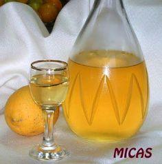 horta e cozinha: Licor de Limão