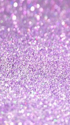 #Purple #Glitter #Wallpaper