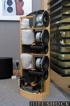 Risultati immagini per kef speakers Audiophile Speakers, Hifi Audio, Audio Speakers, Custom Speaker Boxes, Speaker Box Design, Sound Speaker, Audio Sound, Audio Design, Sound Design