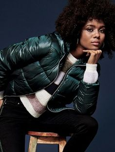 Comprar Cazadoras y americanas de COLECCIÓN. La Premiere Reebok, Adidas, Nike, Gloves, Leather, Fashion, Shopping, Hunter Green, Cowls