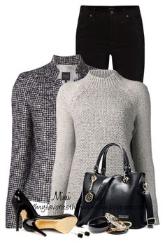 """""""Velveteen & Tweed"""" by myfavoritethings-mimi ❤ liked on Polyvore featuring Citizens of Humanity, Pauw, Vince, Ted Baker, H&M and Nordstrom Rack"""