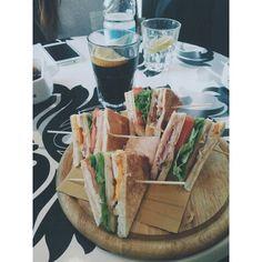#clubsandwich #foodporn #italy