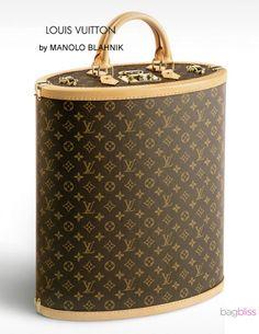 Louis Vuitton by Manolo Blahnik
