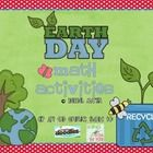 Earth Day is April 22nd! Have fun with these themed math activities:8 word problemsAddition and Subtraction Game with Regrouping MatsMe...