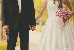 Casamento real e econômico | Sérgio e Denice | Casando Sem Grana