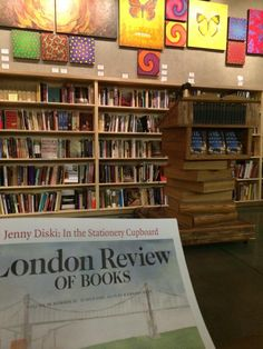 Where better to #ReadEverywhere than at a reading?