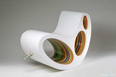 Double Position chair by Alex Petunin