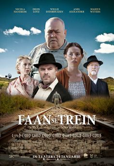 Faan se Trein is about a simple-minded man living in a tiny Karoo community. When his father dies, leaving all his possessions to Faan and the church, greed rears its head and divides the community. Streaming Movies, Hd Movies, Movies Online, Movies Free, See Movie, Film Movie, African Love, Famous Movies, About Time Movie