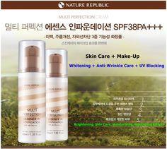 [Nature Republic] Milti Perfection Essence In Foundation PA+++ South Korea Beauty, Nature Republic, Makati, Beauty Products, Shampoo, Foundation, Personal Care, Cosmetics, Instagram