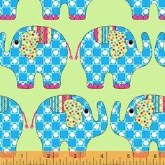 Windham Fabrics- Little Menagerie