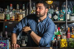 Tim Cooper co-owner of Sweetwater Social (NY) is a man with quite the playbook.