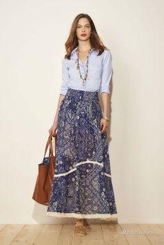 Женская мода: Gaudi, весна-лето 2016