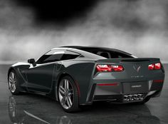 2014 Corvette Stingray.