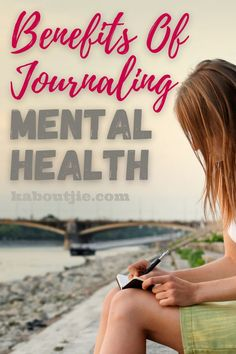 There are many natural ways to boost your mental health and journaling for mental health is a fantastic tool. #Journaling #MentalHealth #WinWithKaboutjie