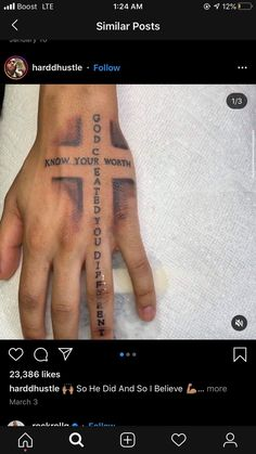 Small Dope Tattoos, Dope Tattoos For Women, Hand Tattoos For Girls, Black Girls With Tattoos, Spine Tattoos For Women, Girly Tattoos, Tattoos For Guys, Forarm Tattoos, Cool Forearm Tattoos