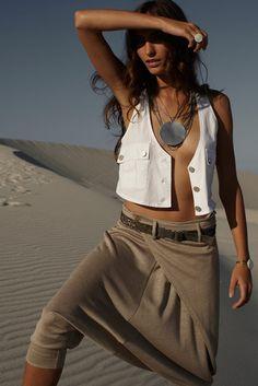 harem pants @Mandy Bryant Burda $2 #diy #clothes