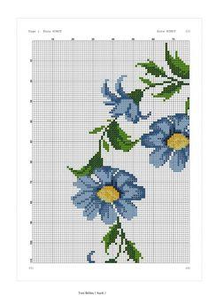 Cross Stitch Borders, Cross Stitching, Baby Dress Patterns, Prayer Rug, Daisy, Kids Rugs, Embroidery, Canvas, Jewellery