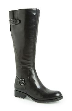 Free shipping and returns on Franco Sarto 'Perk' Tall Boot (Wide Calf) (Women) at Nordstrom.com. Buckle straps add a hint of moto style to a suave boot crafted from buttery-soft leather.