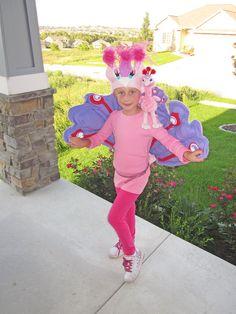 pretty pink peacock webkinz costume 7500 via etsy - Webkinz Halloween Costumes