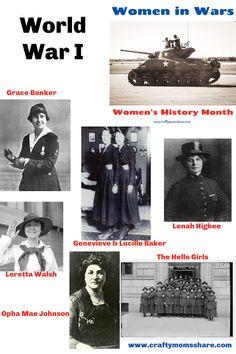 Women in World War I Navy Reserve, Female Marines, Becoming A Nurse, Training School, United States Navy, Women's History, World War One, American Women, Teaching Kids